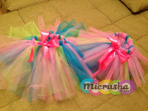 Часть 1 - Мастер - класс по изготовлению многоярусной юбки. . Часть 2 - Шьём Такая юбка из сетки (фатина