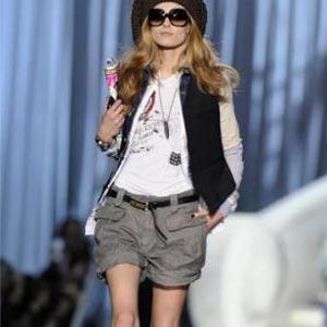 модные тенденции 2010 года | Джинсовые жилетки
