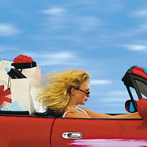 автоледи и уход за автомобилем