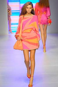 Тенденции моды лета 2012