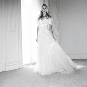 Новые свадебные платья от альберты
