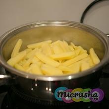 Жареная картошка в Zepter