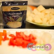 Говяжья печень с картофелем в Zepter (Цептер)