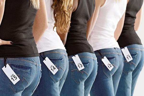 выбрать джинсы