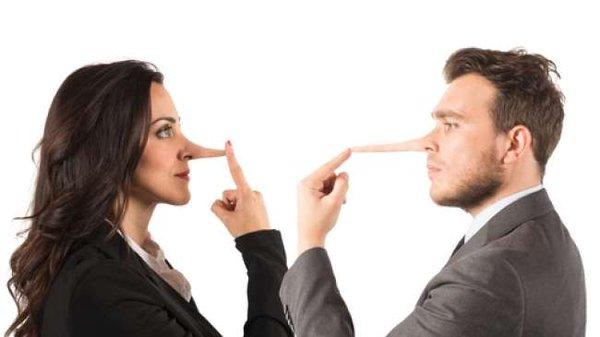 распознать лжеца