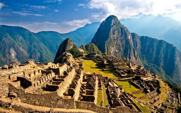 Руины Перу