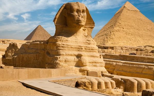 пирамиды сфинкс