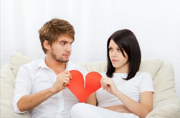 Расставание после первого секса