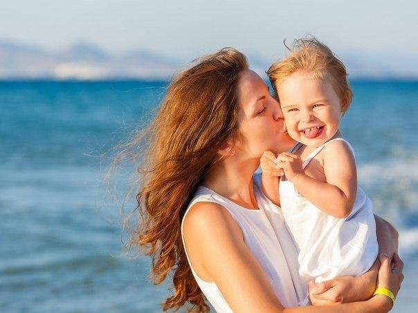 как стать самой красивой и хорошей мамой