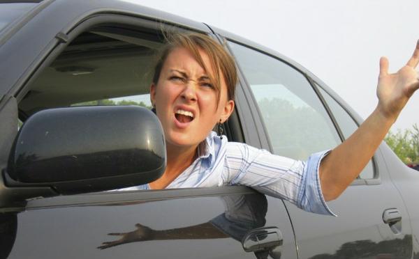 культура вождения