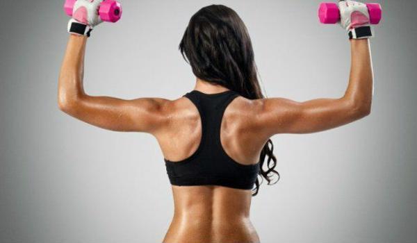 комплекс упражнений для рук и плеч