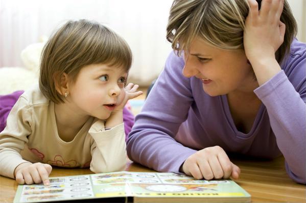 правильно разговаривать с ребенком