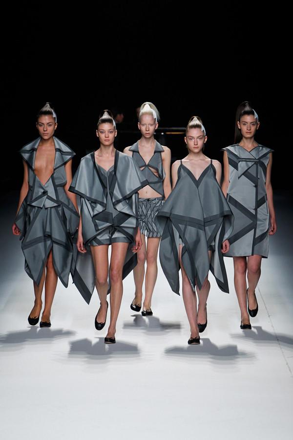 модная осень 2011