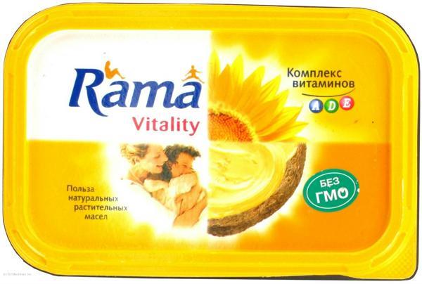 Спреды Rama
