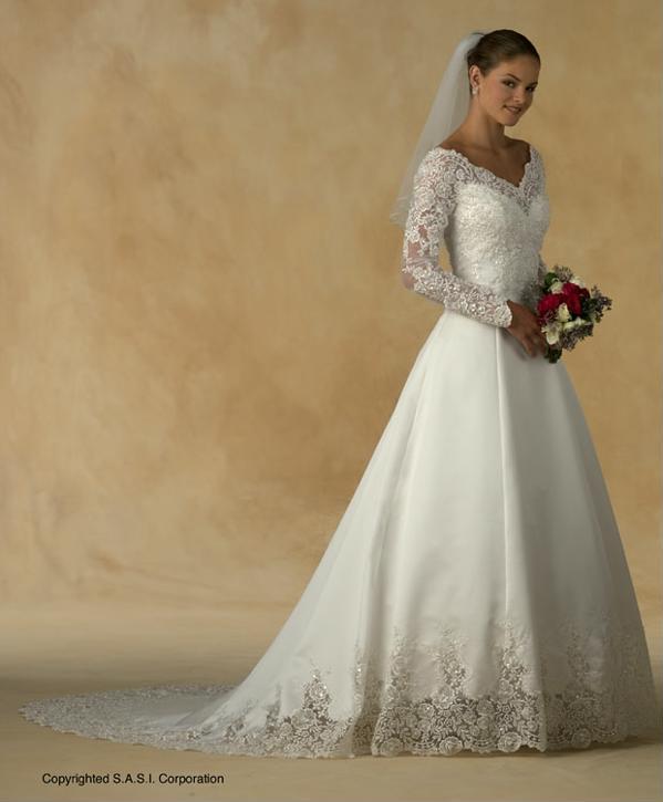 невеста наряд
