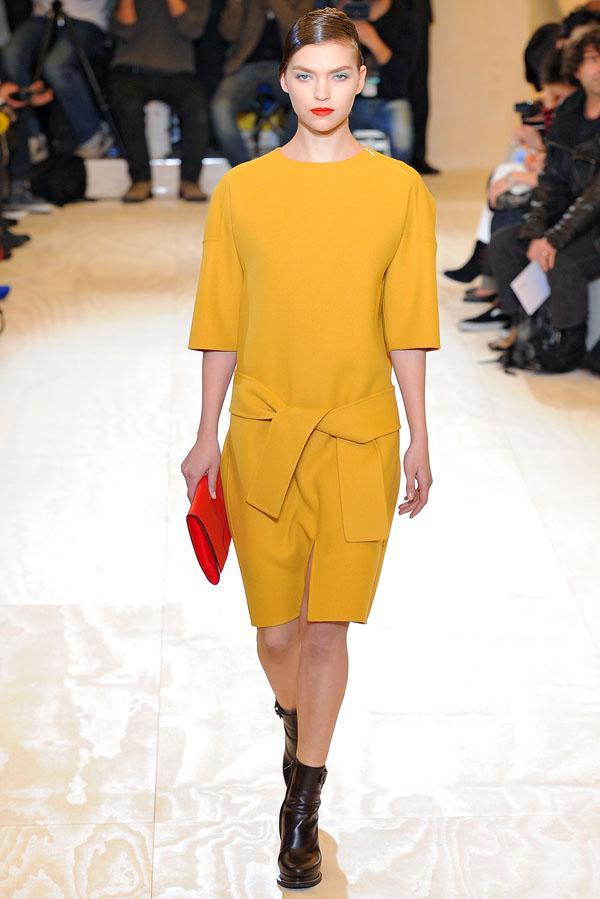 Модная одежда зима 2012