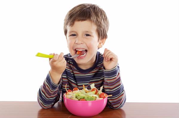 Зимняя еда для малыша