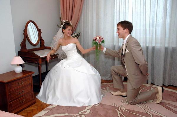 выкуп невесты в стихах