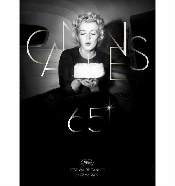 Символ Каннского кинофестиваля 2012