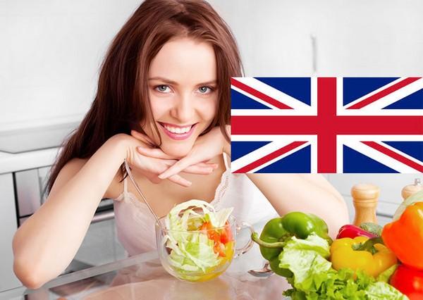 Английская диета: минус 10