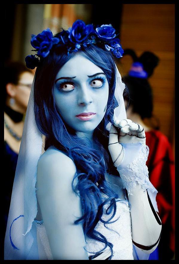 костюмы и макияж на хеллоуин