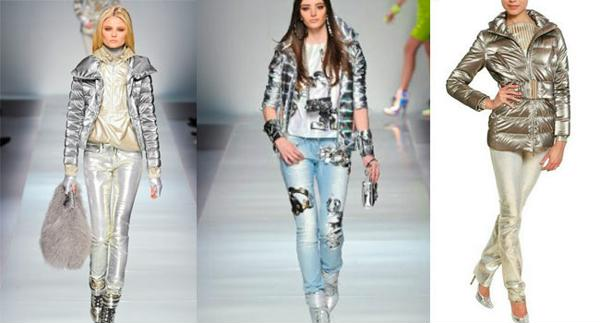 Модные пуховики осень-зима 2012-2013