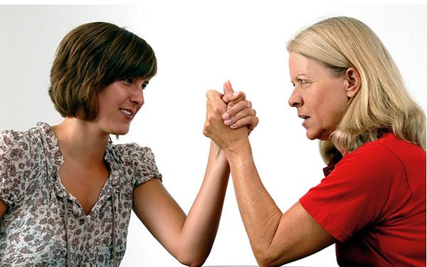 невестка vs свекровь