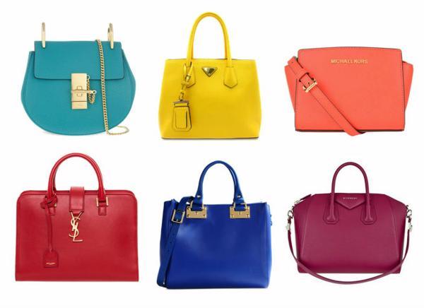 Мода сумки лето 2013