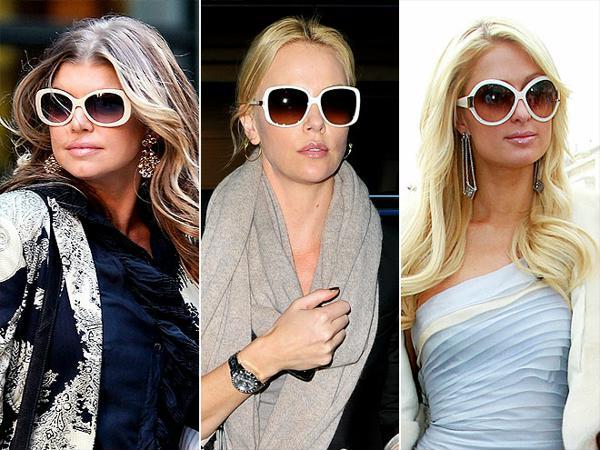 Мода очки весна 2013
