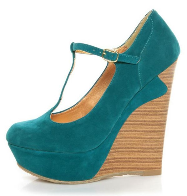 Мода обувь весна-лето 2013