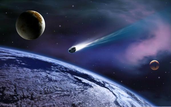 10 тысяч астероидов