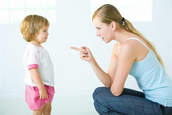 не кричать на ребенка