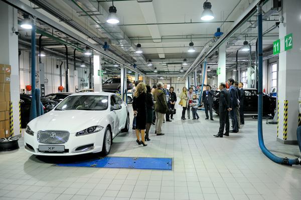 Jaguar Land Rover Inchcape