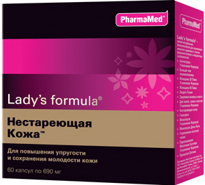 Lady's formula