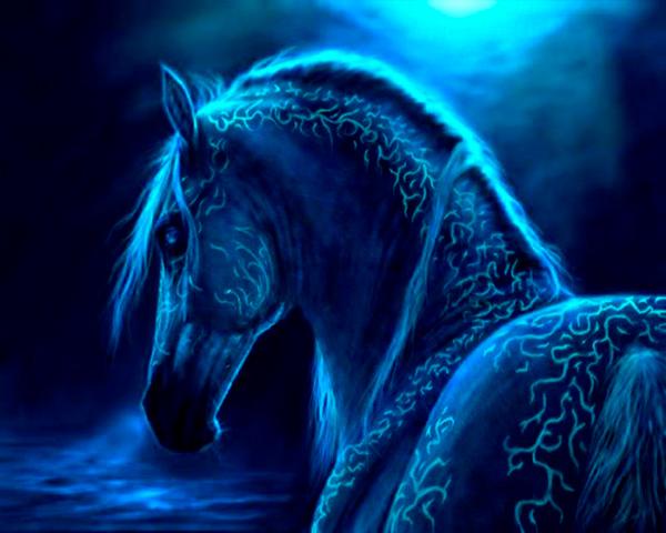 год синей лошади