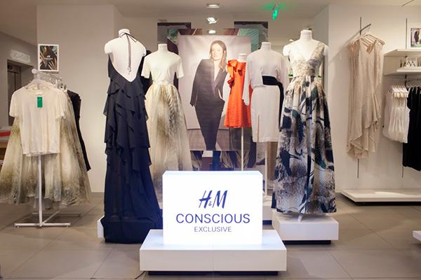 Новая коллекция H&M Conscious