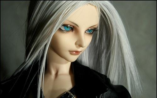 Дизайнерская кукла BJD