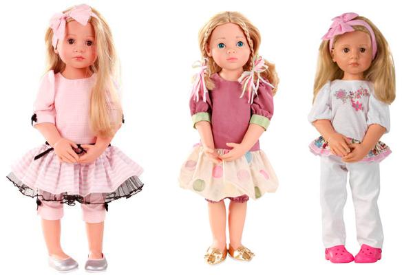 шарнирные куклы GOTZ