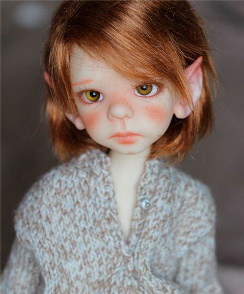Fair Maurice elf