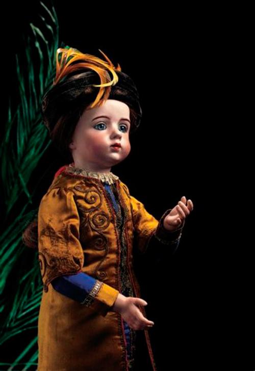 самая дорогая кукла в мире