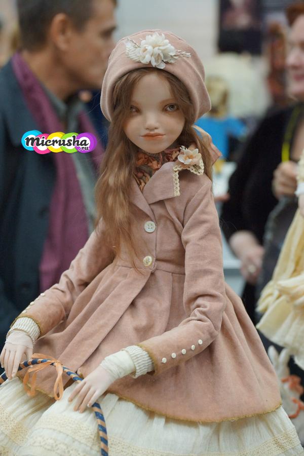 Куклы Ирины Мещеряковой