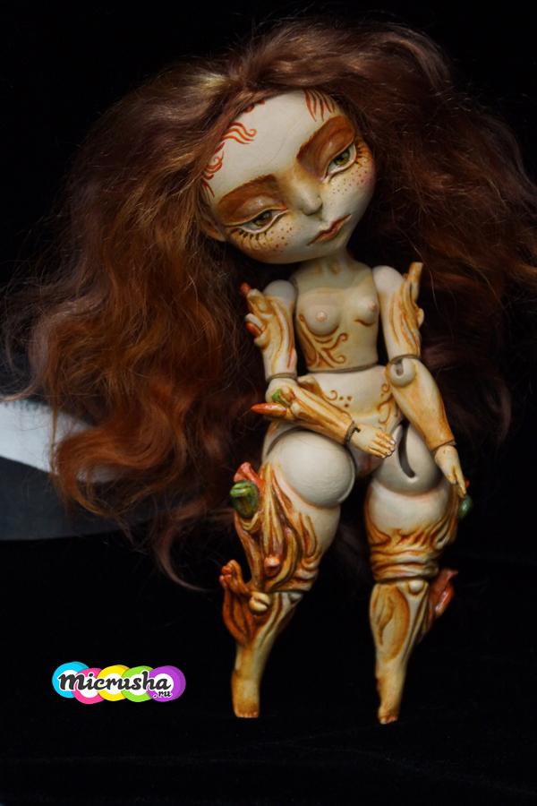 кукла Марии Пикуновой
