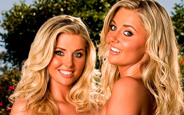Blonde Twins Porn