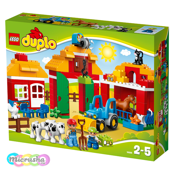 LEGO® DUPLO® «Большая ферма»