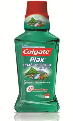 Ополаскиватель для полости рта Colgate Алтайские Травы
