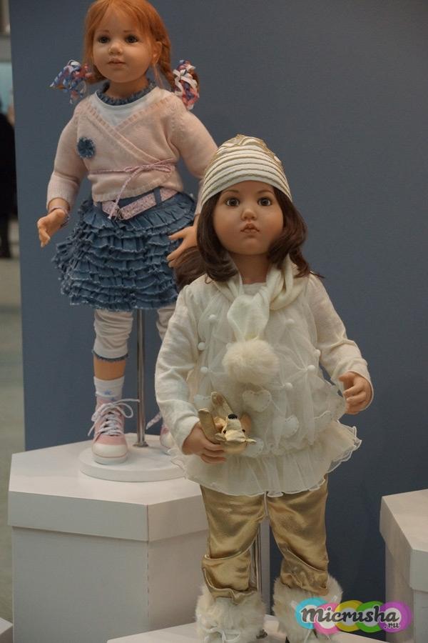 Hildegard Gunzel dolls