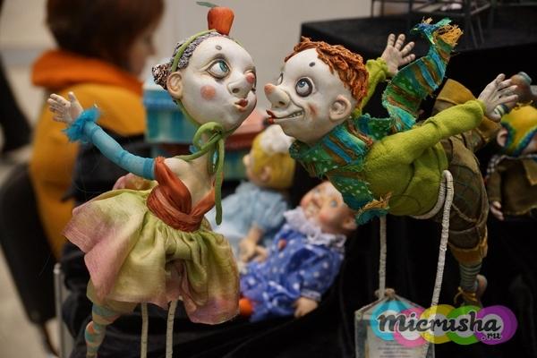 куклы в гостином дворе