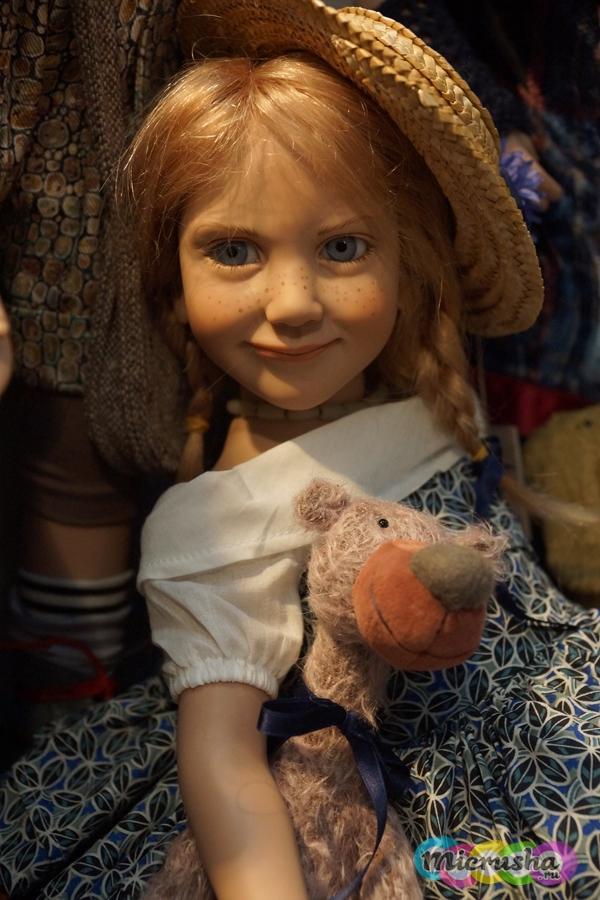 кукла Zwergnase