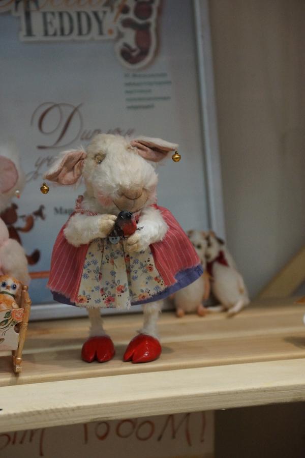 Мишки Тедди на Тишинке