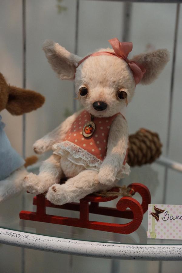 игрушки Заковоротная Ольга